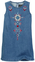 Lucky Brand Cali Embroidered Dress (Little Girls)