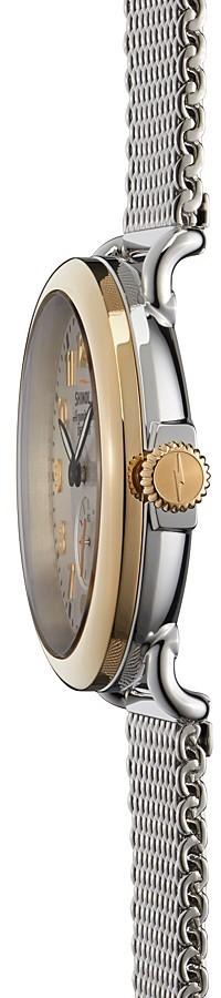 Shinola The Runwell Two-Tone Watch, 41mm