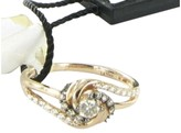 LeVian Le Vian 14K Rose Gold Diamond Ring Size 7