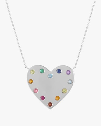 Mimi Heart Pendant Necklace