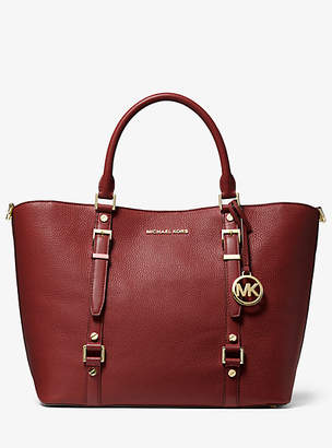 Michael Kors Bedford Legacy Large Pebbled Leather Tote Bag
