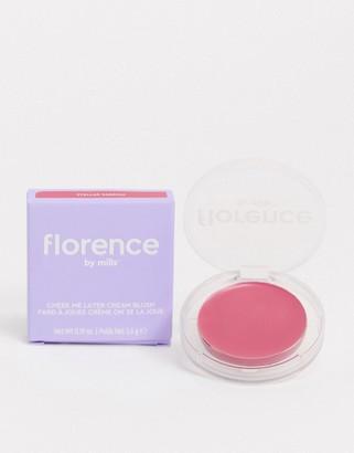 Florence By Mills Cheek Me Later Cream Blush - Stellar Sabrina
