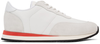 Giuseppe Zanotti White Jimy Sneakers