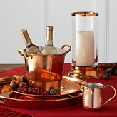 Williams-Sonoma Copper Ice Bucket