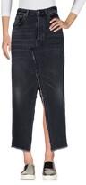 Golden Goose Deluxe Brand Denim skirts - Item 42624398
