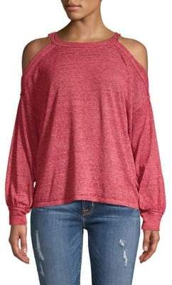 Free People Chill Out Long Sleeve Top