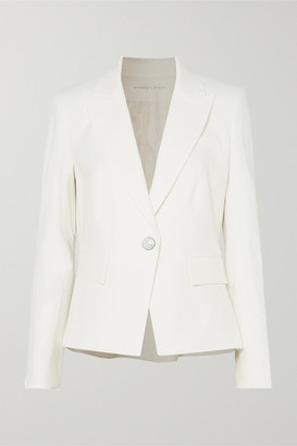 Veronica Beard Danielle Dickey Cotton-blend Blazer - White