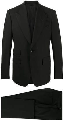 Tom Ford Single-Breasted Formal Suit