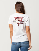 Vans Triangle Womens Tee