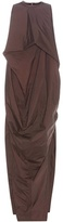 Rick Owens Padded maxi dress