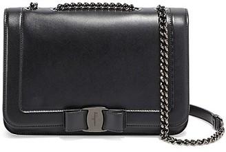 Salvatore Ferragamo Medium Vara Liberty Shoulder Bag