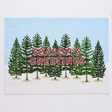 St. Nicholas Square® Season's Greetings Placemat