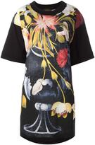 Vivienne Westwood capri flower tunic top