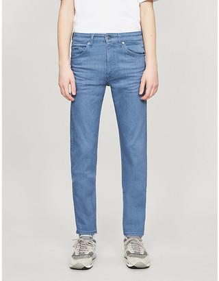 BOSS Leisure regular-fit stretch-denim jeans