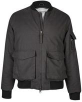 Burton Burton Bellfield Charcoal Bomber Jacket*