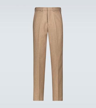 Ami Wool-blend pants