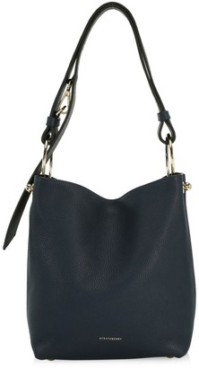 Strathberry Mini Lana Leather Hobo Bag