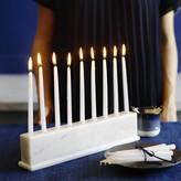 Hanukkah Marble Menorah