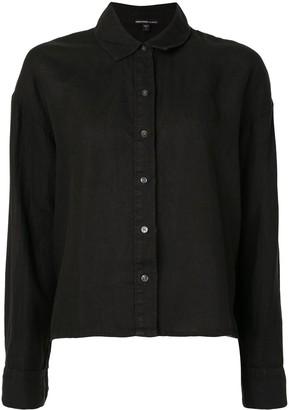 James Perse Linen Boxy Shirt