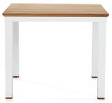 Janus et Cie Aluminum Square Table