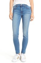 Current/Elliott Women's High Waist Skinny Jeans
