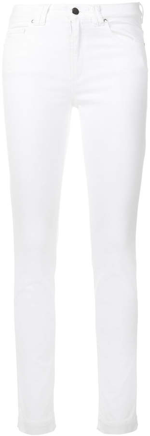D-Exterior D.Exterior mid rise skinny trousers
