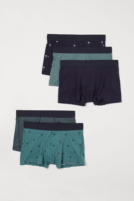 H&M 5-pack Short Boxer Shorts
