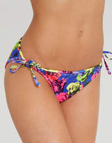 Freya Swim Floral Pop Rio Tie Side Brief