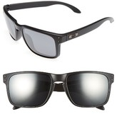 Oakley Men's Holbrook 57Mm Sunglasses - Black