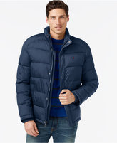 Tommy Hilfiger Men's Big & Tall Classic Puffer Coat