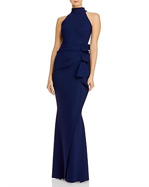 Chiara Boni Gudrum Sleeveless Mermaid Gown