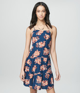 Cape Juby Floral Tiered Dress