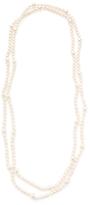 Akoya Pearl Long Strand Necklace