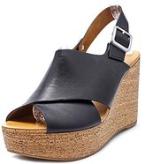 BC Footwear Women's Cougar II Wedge Pump