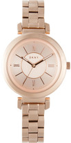 DKNY Ellington Rose Gold-Tone Watch