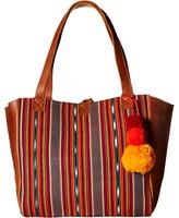 L-Space Penelope Reversible Tote Bag