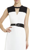 BCBGMAXAZRIA Loop-Front Hip Belt