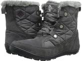 Columbia Minx Shorty Omni-Heat Women's Hiking Boots