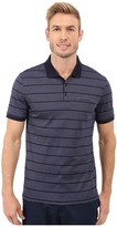 Calvin Klein Classic Fit Alternating Stripes Polo Shirt