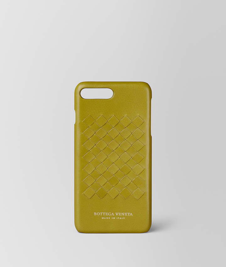 Bottega Veneta CHAMOMILE SOFTLUX CALF IPHONE 7 PLUS CASE