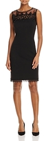 T Tahari Roberta Embellished Dress
