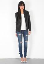 J Brand Ready-To-Wear Hilary Jacket in Black