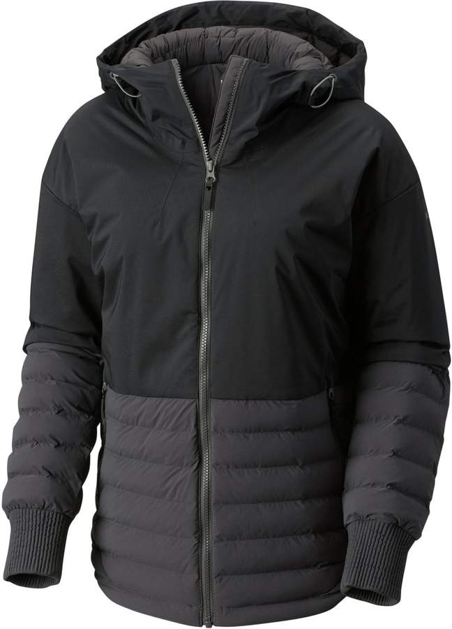 Columbia Open Site Hybrid Hooded Jacket - Women's