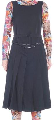 Comme des Garcons Pleated Dress