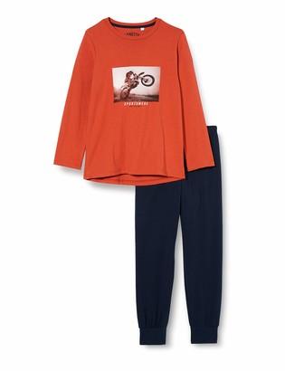 Sanetta Boy's Schlafanzug Red Pepper Pajama Set 176