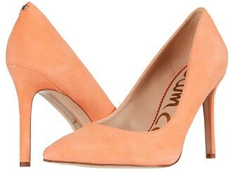 Sam Edelman Hazel (Cantaloupe Suede Leather) Women's Shoes
