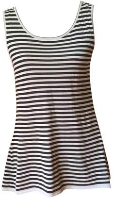 Vilebrequin Black Cotton Top for Women