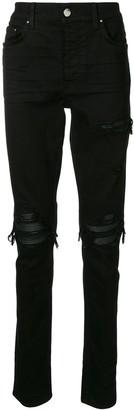 Amiri Distressed Slim-Fit Jeans