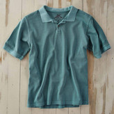 Madda Fella The Five O'Clock Polo - Surf Blue