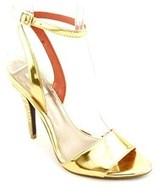 Rachel Roy Karol Open Toe Synthetic Sandals.
